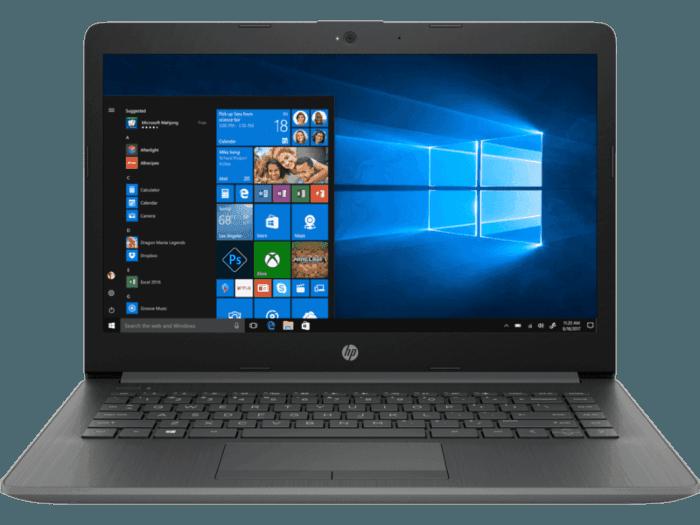 Portátil HP 14-ck0009la