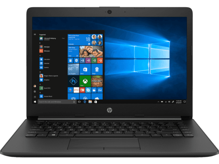 Portátil HP 14-cm0032la