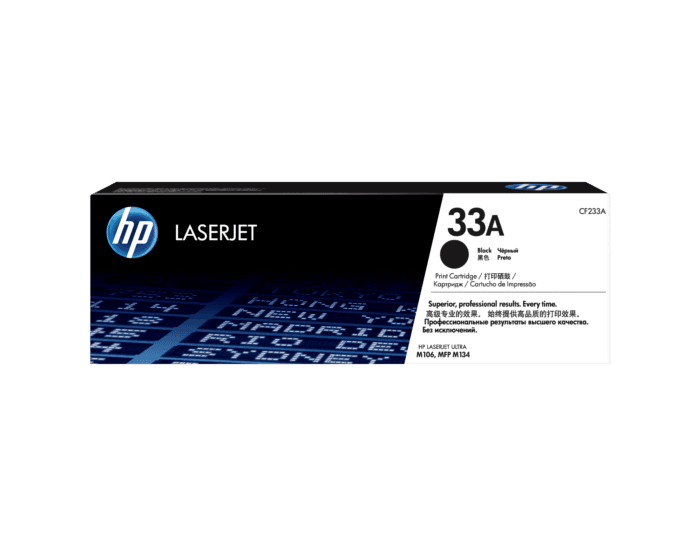 Cartucho de Tóner HP 33A Negro LaserJet Original