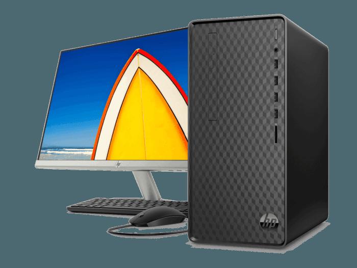 Desktop HP M01-F102bla
