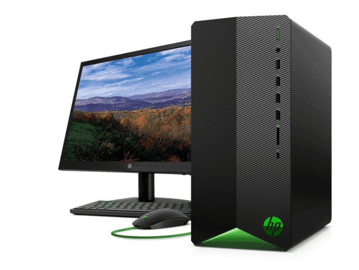 HP Pavilion Gaming Desktop - TG01-105bla