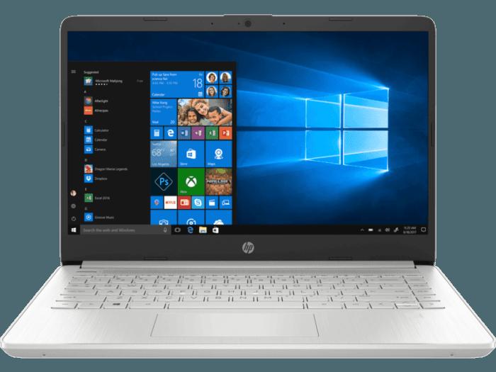 Portátil HP 14-dq0006la