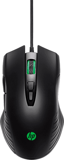 Mouse Retroiluminado Gaming HP X220