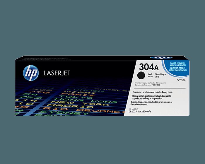 Cartucho de Tóner HP 304A Negro LaserJet Original