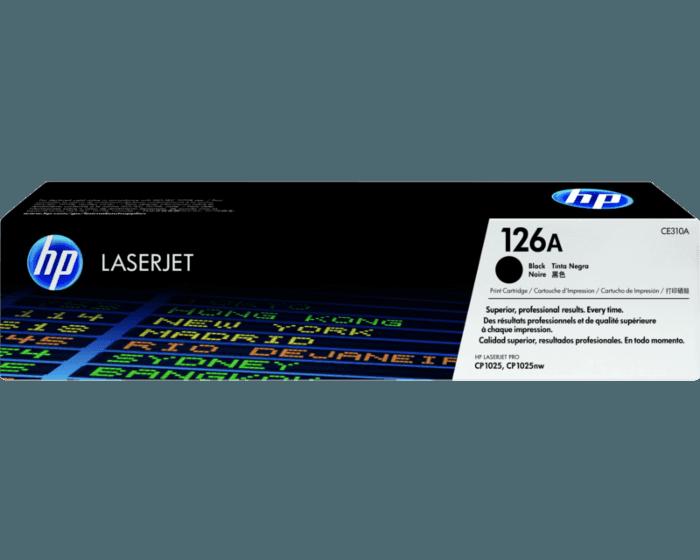 Cartucho de Tóner HP 126A Negro LaserJet Original