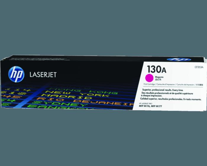 Cartucho de Tóner HP 130A Magenta LaserJet Original