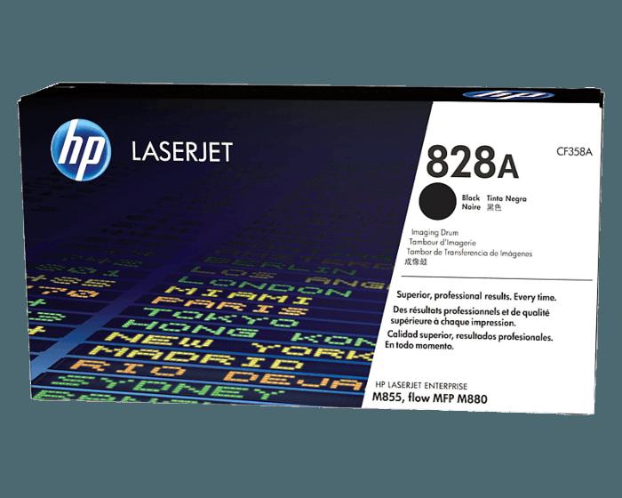 Tambor de Creación de Imágenes HP LaserJet 828A Negro Original
