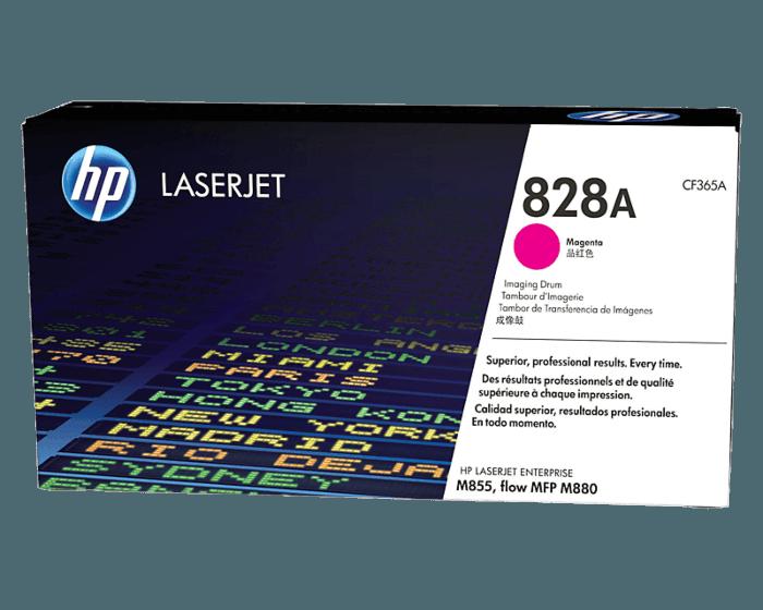 Tambor de Creación de Imágenes HP LaserJet 828A Magenta Original