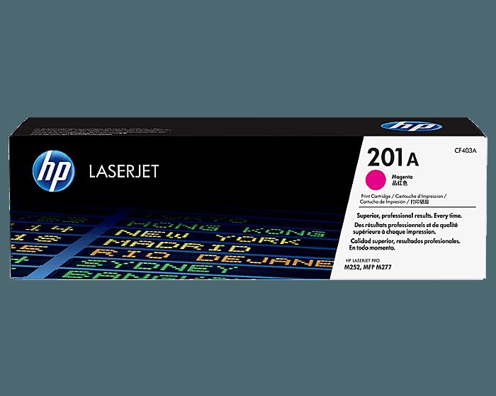 Cartucho de Tóner HP 201A Magenta LaserJet Original