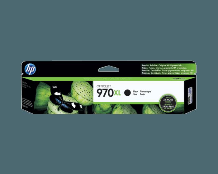 Cartucho de Tinta HP 970XL Negra Original