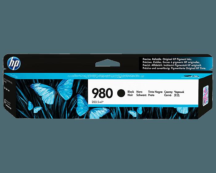 Cartucho de Tinta HP 980 Negra Original