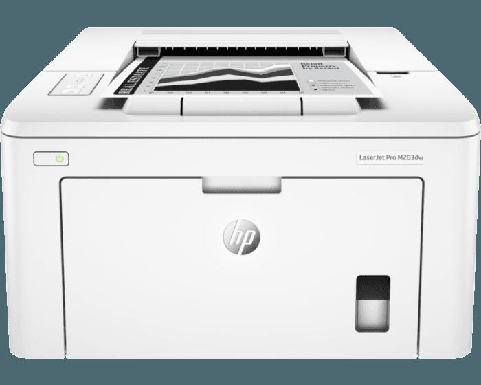 Impresora HP LaserJet Pro M203dw