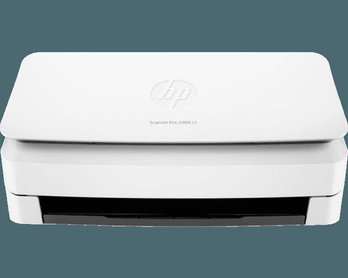 Escáner HP Scanjet Pro 2000 s1 con Alimentación de Hojas