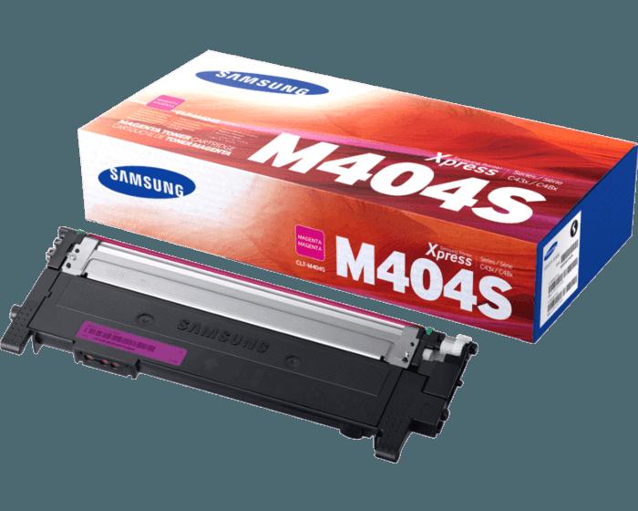 Cartucho de Tóner Samsung CLT-M404S Magenta Original