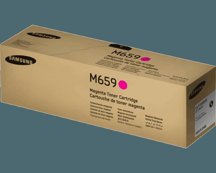 Cartucho de Tóner Samsung CLT-M659S Magenta Original