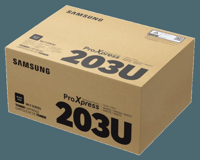 Cartucho de Tóner Samsung MLT-D203U Negro de Extra Alta Capacidad Original