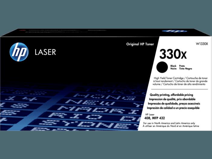 Cartucho de Tóner HP 330X Negro Alto Rendimiento LaserJet Original