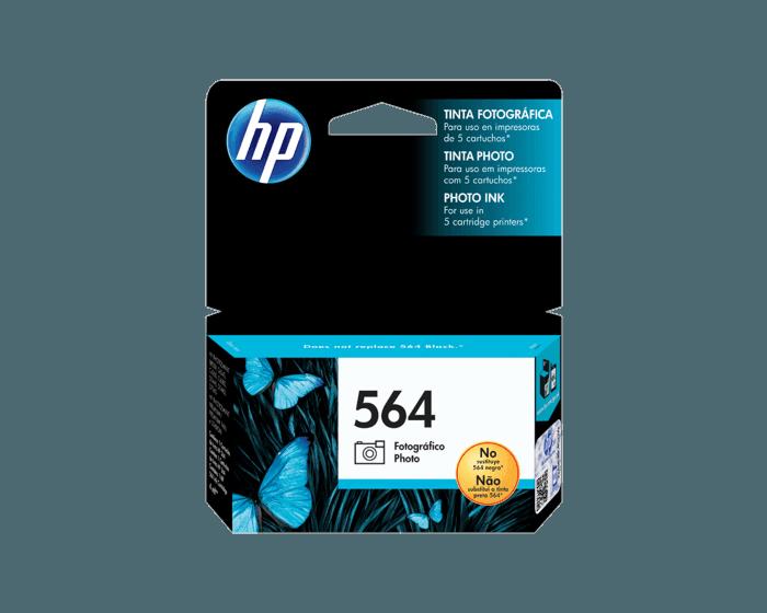 Cartucho de Tinta HP 564 Fotográfica Original