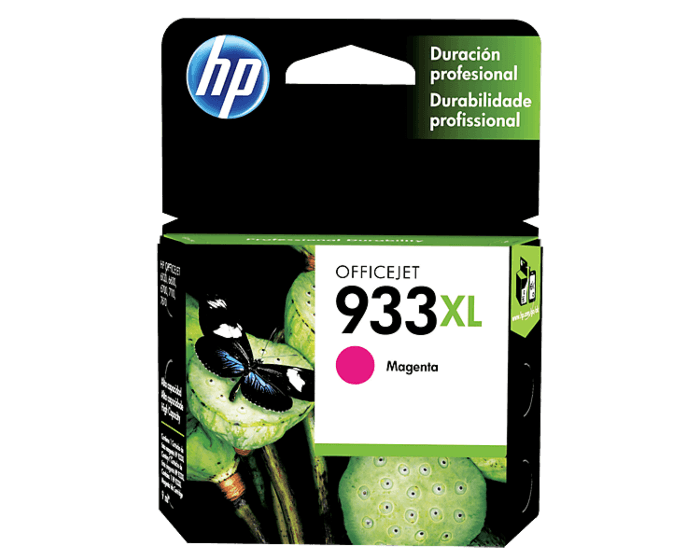 Cartucho de Tinta HP 933XL Magenta Original
