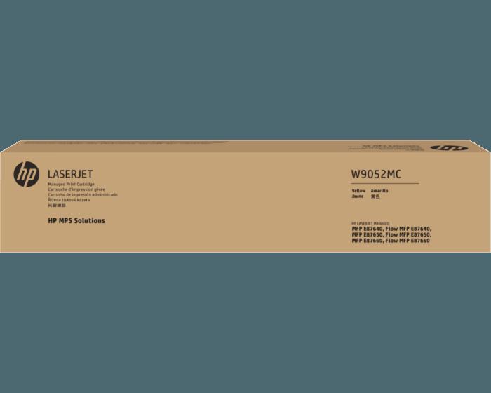Cartucho de Tóner HP W9052MC Amarillo LaserJet Managed