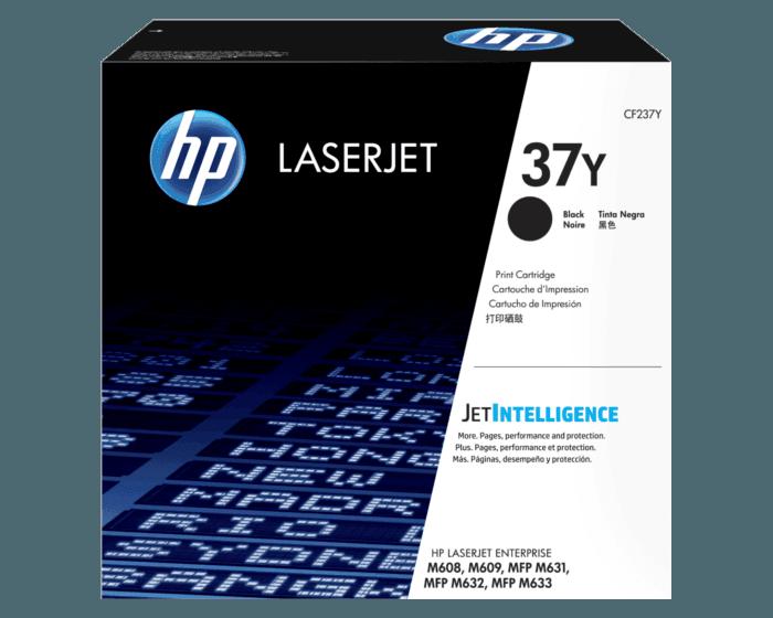 Cartucho de Tóner HP 37Y Negra Extra Alto Rendimiento LaserJet Original