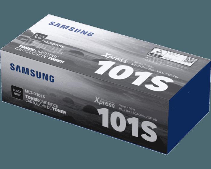 Cartucho de Tóner Samsung MLT-D101S Negro Original