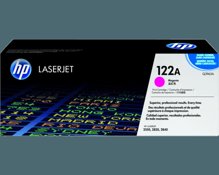Cartucho de Tóner HP 122A Magenta LaserJet Original