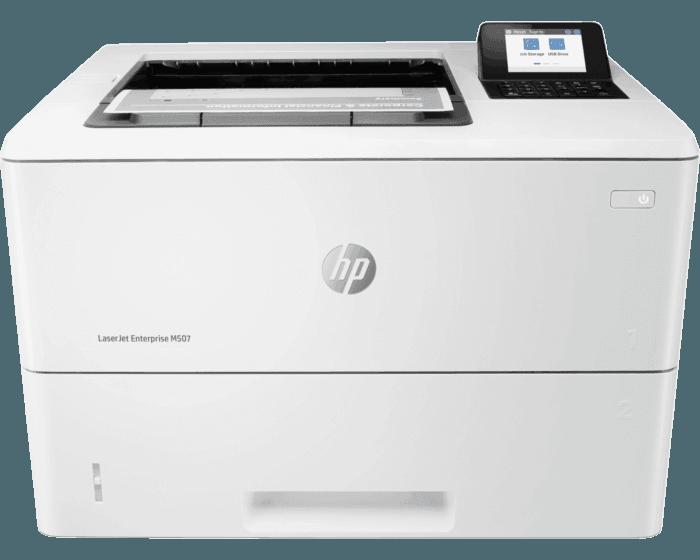 Impresora HP LaserJet Enterprise M507dn