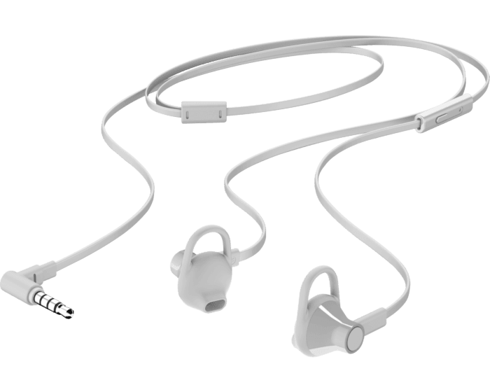 Audífonos HP In-Ear 150 Plateados