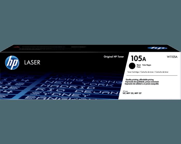 Cartucho de Tóner HP 105A Negro LaserJet Original