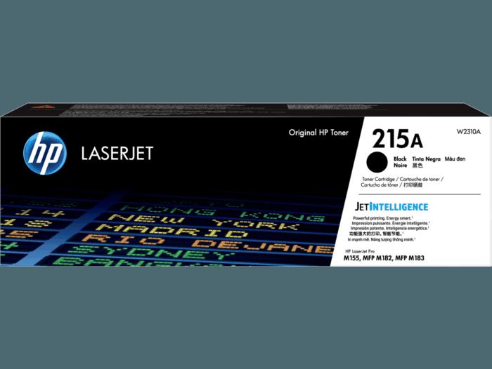Cartucho de tóner original HP LaserJet 215A, negro