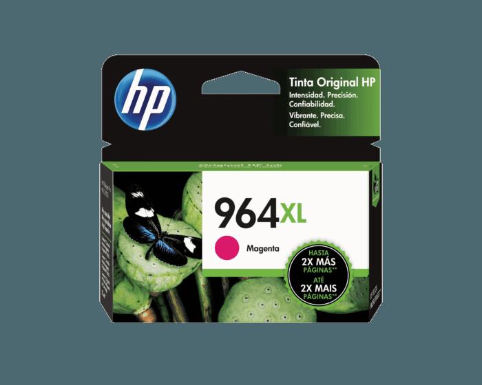 Cartucho de Tinta HP 964XL Magenta Original