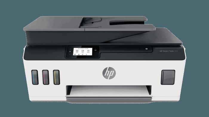 Impresora Multifuncional HP Smart Tank 533 Inalámbrica
