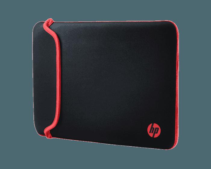 Funda de Neopreno HP Negra/Roja HP de 15.6