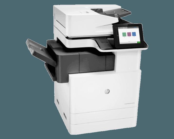 Impresora multifunción HP Color LaserJet Managed E87640dn