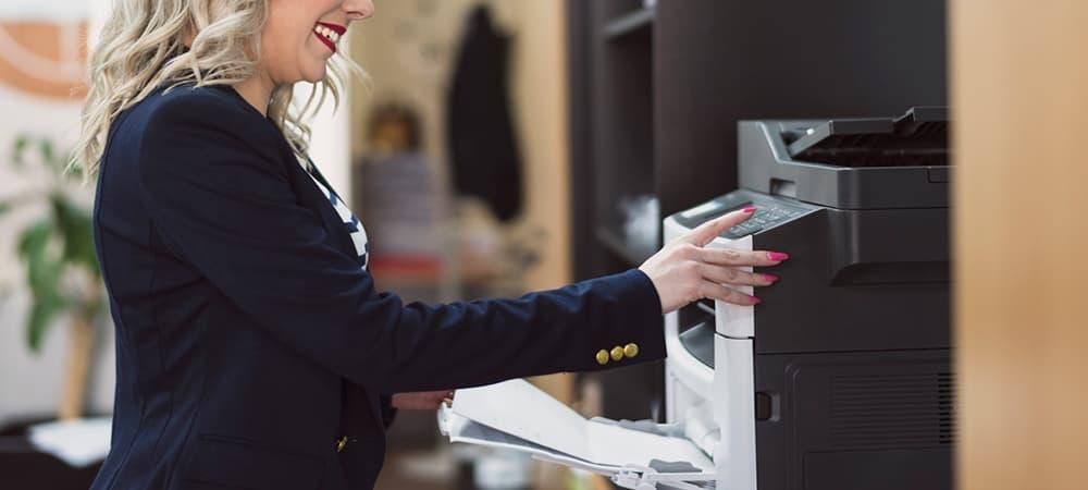 Cómo enviar un fax
