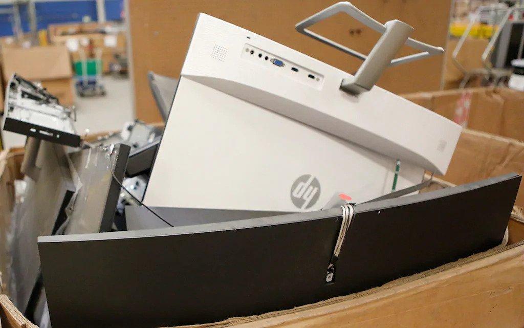 ¿Cómo Reciclar Computadoras Viejas?