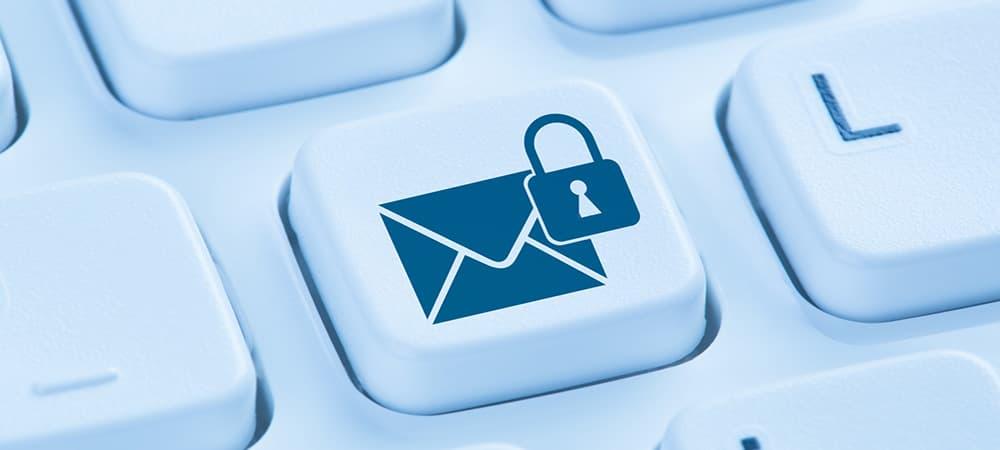 Cómo encriptar correos y enviar mensajes seguros