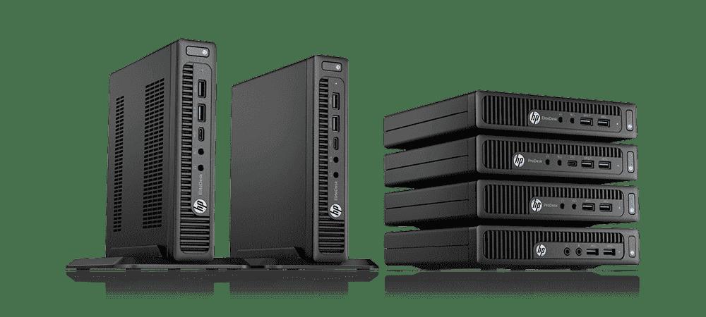 Cuál es la diferencia entre un Micro PC y un SFF