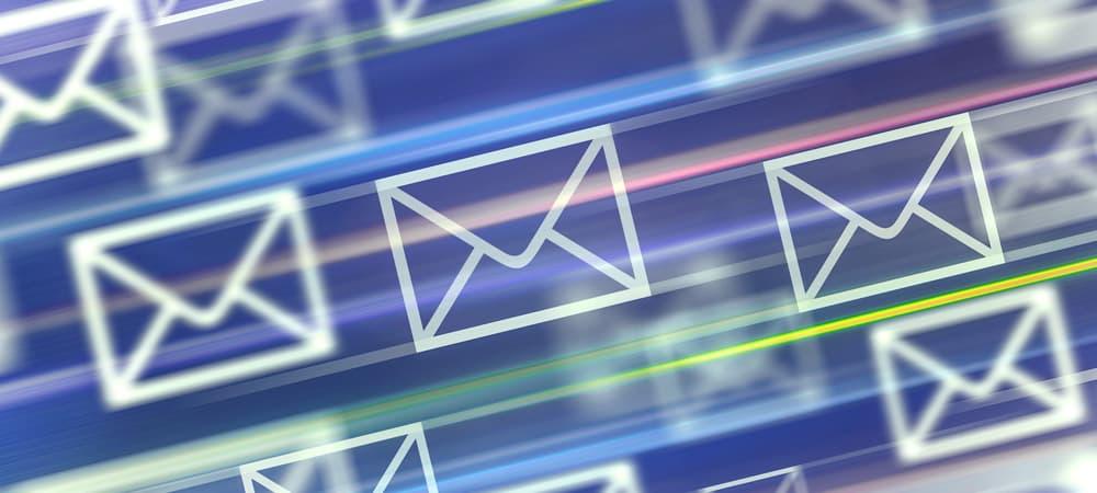 Los 8 tipos de correo electrónico que deberías enviar
