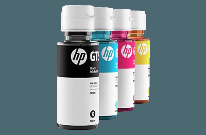 Tinta HP para Ink Tank
