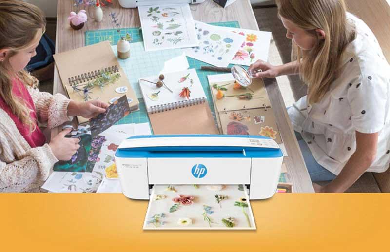 Multifuncional HP DeskJet Ink Advantage Serie 3700